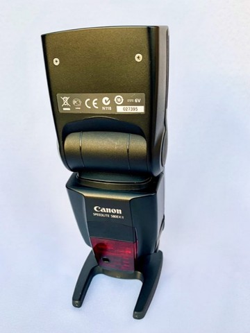Flash Canon Speedlite 580 EX II - Foto 5