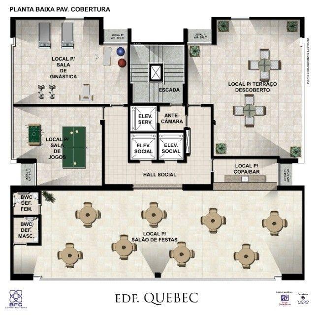 (EA)Venha morar em Candeias, apartamento 3 quartos 1 suite, Oportunidade - Foto 17