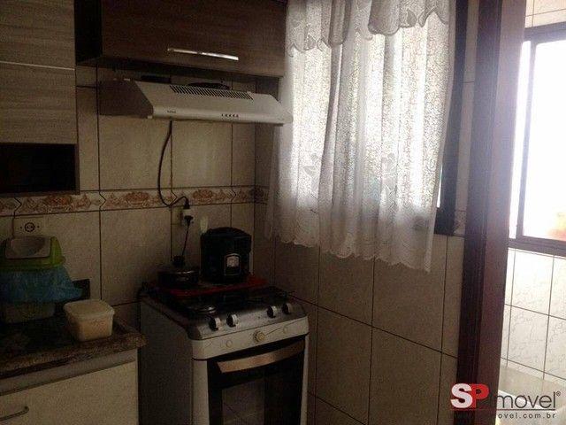 Excelente apartamento na Vila Tupi, perfeito estado de conservação. 01 dormitório, ar cond - Foto 8