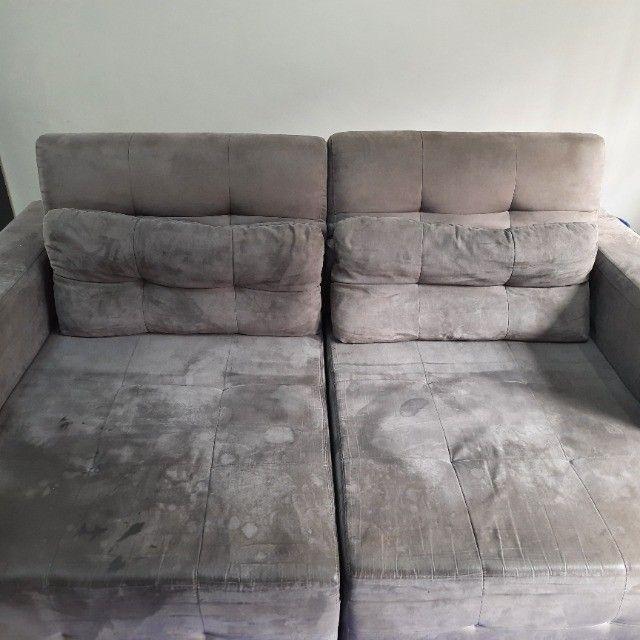 Limpeza e Higienização de sofás, cadeiras e Colchões, etc... - Foto 2