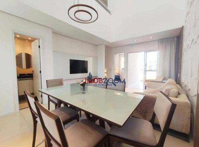 Casa com 3 dormitórios à venda, 97 m² por R$ 319.000,00 - Jacunda - Aquiraz/CE - Foto 6