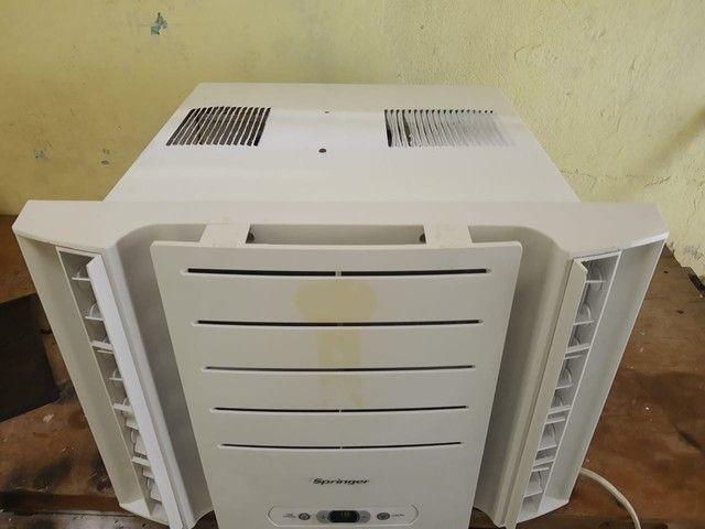 Vendo ar-condicionado Springer 7.500btus  - Foto 5