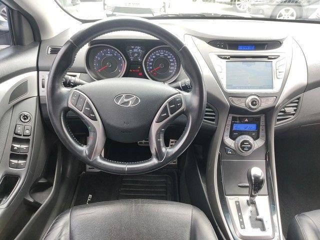 Hyundai Elantra 1.8 GLS 2013 Único Dono - Foto 8