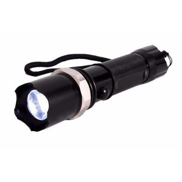 Lanterna Tática 990000w Led Cree Swat Sinalizador - Foto 2