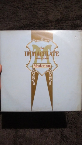 Lp Disco Vinil Madonna Immaculate
