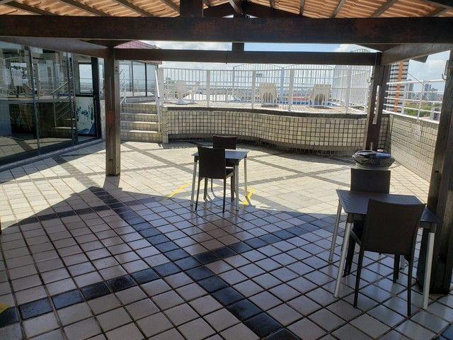 Flat em Manaíra para aluguel contrato anual ou temporada - condições na descrição. - Foto 7