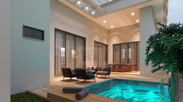 Casa com 4 dormitórios à venda, 242 m² por R$ 1.300.000 - Rio Verde/GO - Foto 9