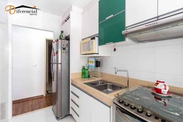 Apartamento com 3 dormitórios à venda, 62 m² por R$ 320.000,00 - Fanny - Curitiba/PR - Foto 10