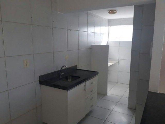 Apartamento de 01 quarto no bancários, com piscina churrasqueira e salão de festas - Foto 7