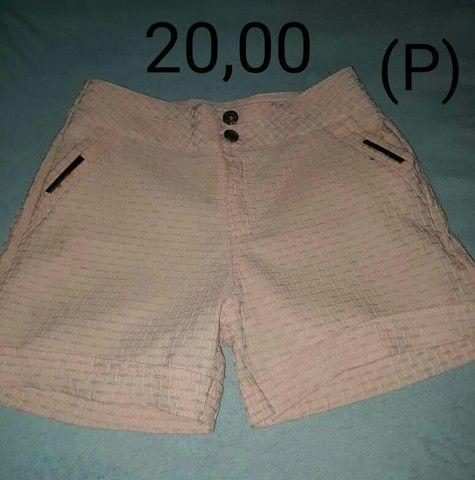 Shorts é Saia - Foto 3