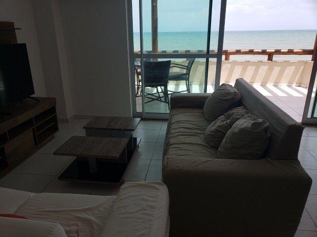Apartamento para alugueo temporada  com pé na areia na praia do cumbuco 100 m2 - Foto 18