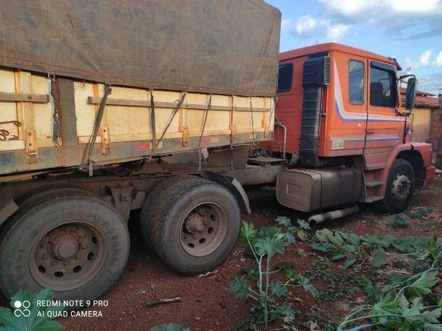 Scania 113 360 cv graneleira - Foto 14