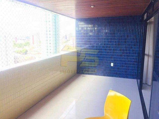 Apartamento à venda com 3 dormitórios em Manaíra, João pessoa cod:PSP714 - Foto 14