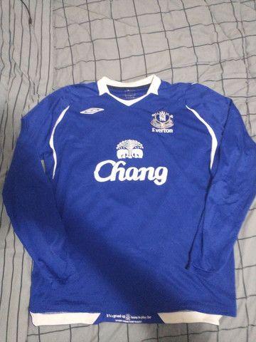 Camisa Everton 2008-2009