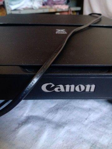 Impressora canon mg3010 wi-fi  - Foto 3