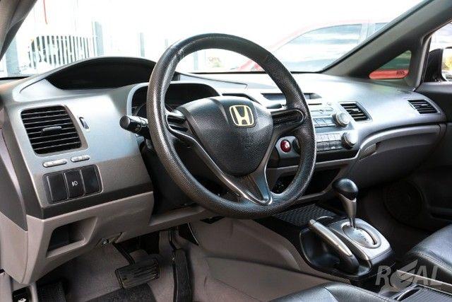 Honda Civic LXS 1.8 Automático Flex Financia Até 60X Com Apenas 5 Mil De Entrada - Foto 9