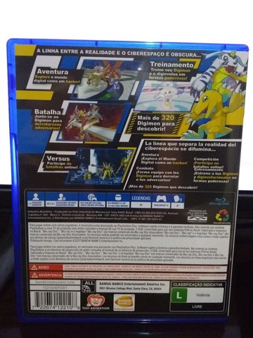 Digimon Story CyberSleuth Hackers Memory Ps4 - Foto 2