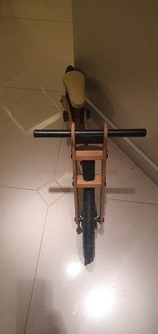 Bicicleta equilíbrio bichiclo sem pedal. - Foto 3