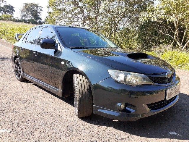 Subaru wrx 09 sedã 320cv