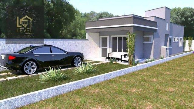 Casa com 2 dormitórios à venda, 77 m² por R$ 163.000,00 - Lt Parque Veraneio - Aquiraz/CE - Foto 3