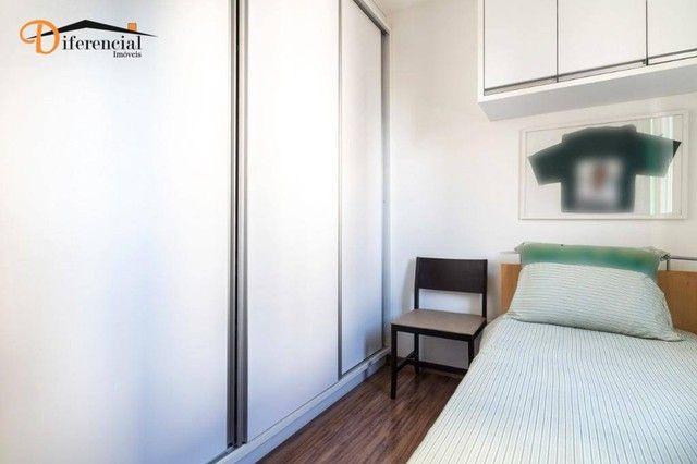 Apartamento com 3 dormitórios à venda, 62 m² por R$ 320.000,00 - Fanny - Curitiba/PR - Foto 7