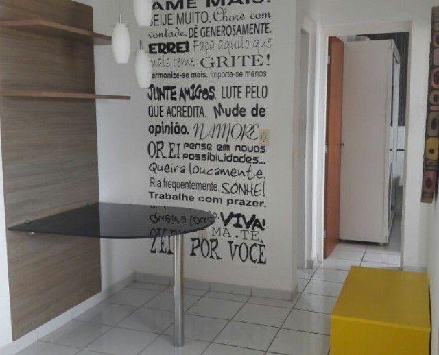 Apartamento no Bancários 02 quartos, com móveis projetados - Foto 3