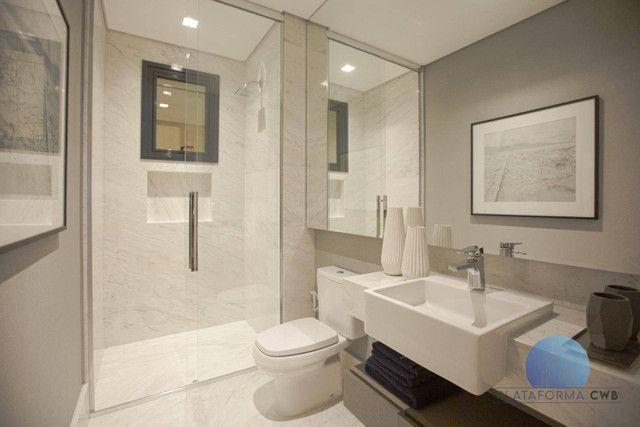 Apartamento Garden com 4 dormitórios à venda por R$ 5.052.200,00 - Cabral - Curitiba/PR - Foto 6
