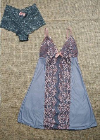 Camisola + calcinha