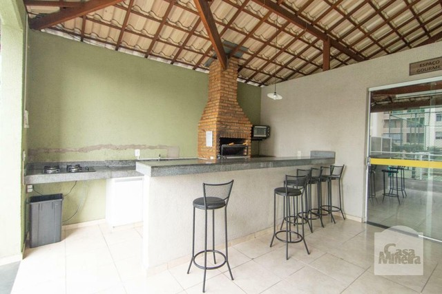 Apartamento à venda com 3 dormitórios em Castelo, Belo horizonte cod:324979 - Foto 3