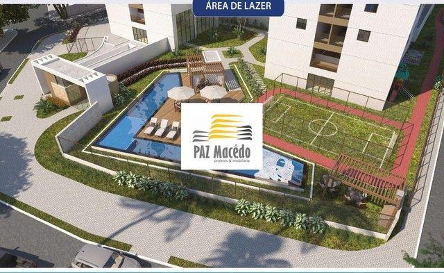 Apartamento Imbiribeira, 2 e 3 quartos, 1 suíte, lazer completo, gerador, 1 vaga, financia - Foto 2