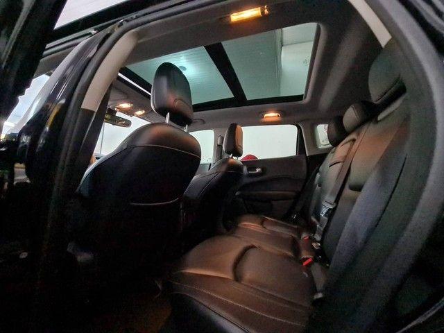 COMPASS 2018/2018 2.0 16V FLEX LONGITUDE AUTOMÁTICO - Foto 11