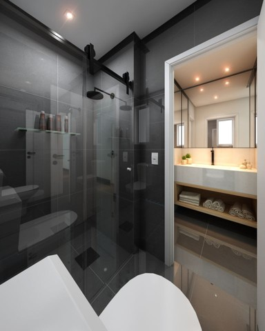 Lindo apartamento 02 quartos no coração da Savassi - Foto 11