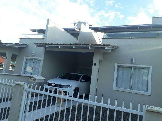 Casa Geminada Em São Francisco Do Sul Em Ubatuba - Foto 2