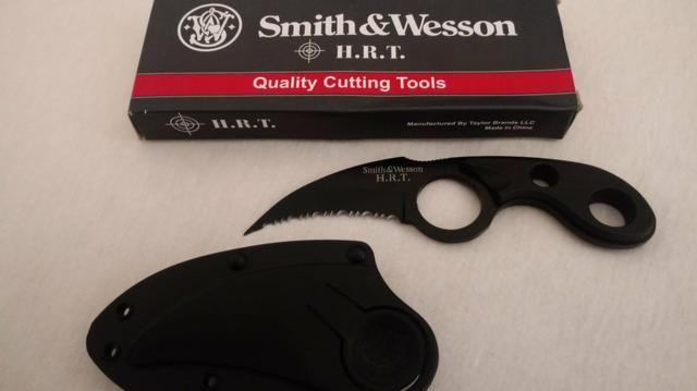 Faca Tática Smith&Wesson