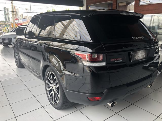 Range Rover Sport HSE Dinamic 4.4 V8 ano 2016 garantia até outubro 2019 - Foto 4