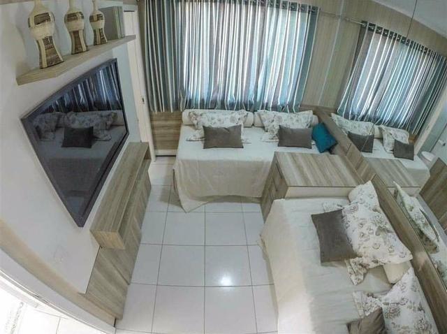 Casas em condomínio com três suítes no município de Aquiraz - Foto 3