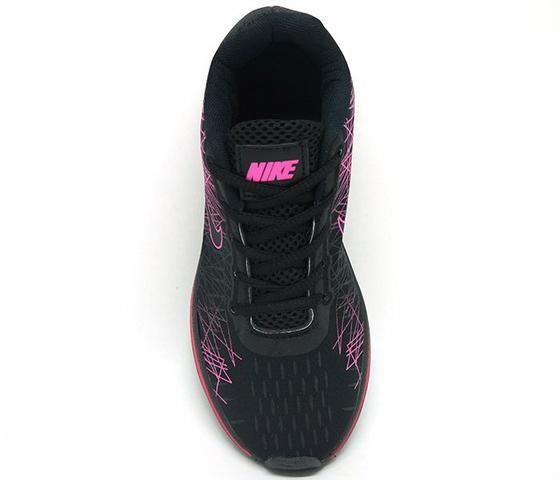 7cbd80dde26 Tênis Feminino Nike Air Zoom Vomero 13 Preto e Rosa - Roupas e ...