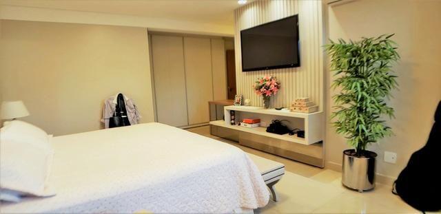 Apartamento Duplex 4 Suítes, 242 m² c/ armários na 404 Sul - Letoile Du Parc - Foto 11