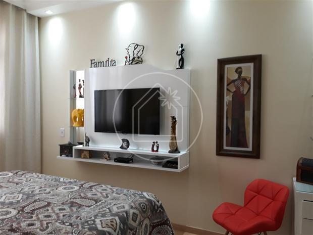 Apartamento à venda com 2 dormitórios em Vila da penha, Rio de janeiro cod:857498 - Foto 7