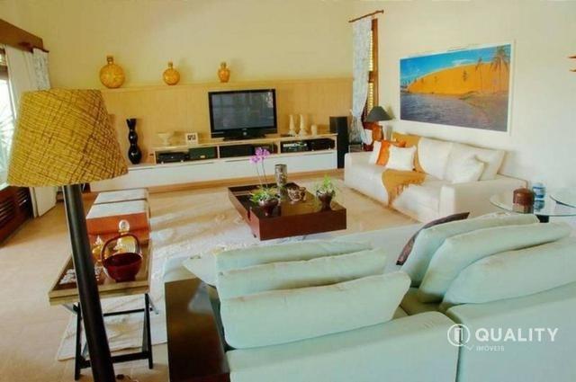 Casa na Lagoa do Uruaú com 6 suítes à venda, por R$ 5.800.000 Porteira fechada- Beberibe - Foto 4