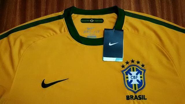 6671c44fe6 Camiseta Seleção Brasileira - Roupas e calçados - Planalto, Viamão ...