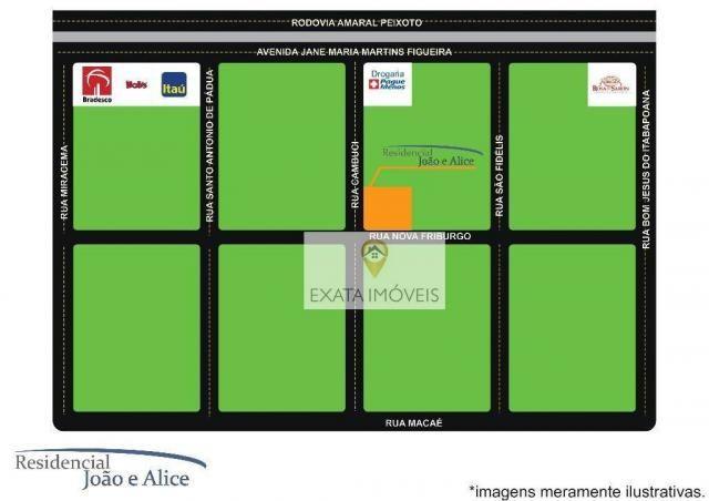 Lançamento! casas lineares independentes a 150m da rodovia, jardim mariléa, rio das ostras - Foto 19