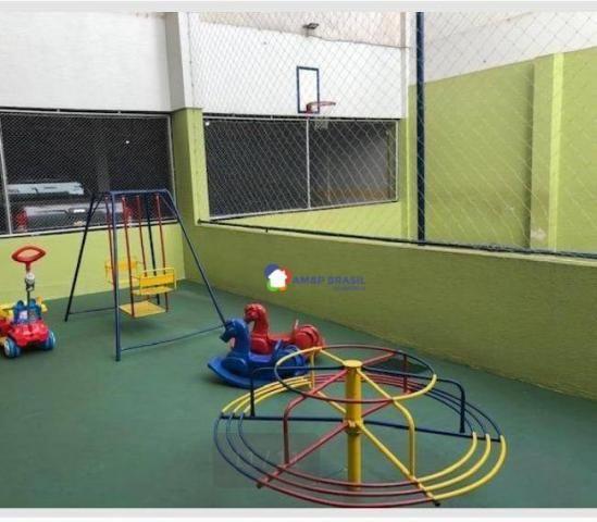 Apartamento com 3 dormitórios à venda, 125 m² por r$ 443.000 - setor bueno - goiânia/go - Foto 9