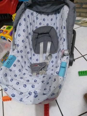 Bebê conforto touring para até 13 kilos usado - Foto 3