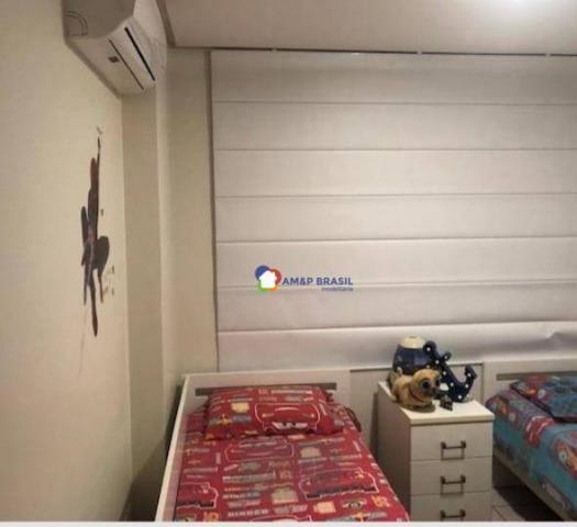 Apartamento com 3 dormitórios à venda, 125 m² por r$ 443.000 - setor bueno - goiânia/go - Foto 4