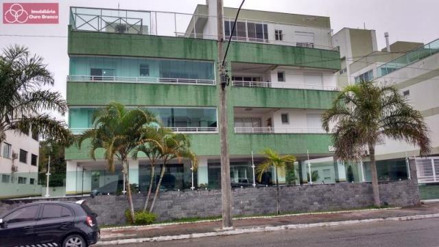 Apartamento à venda com 3 dormitórios em Ingleses do rio vermelho, Florianopolis cod:2400