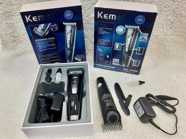 Máquina de Cortar Cabelo KEMEI Km-1628 Professional