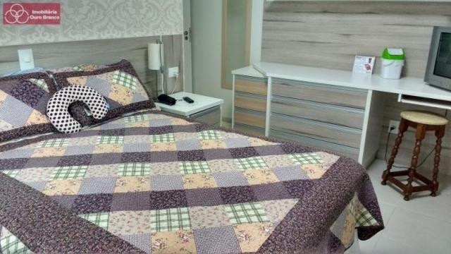 Apartamento à venda com 3 dormitórios em Ingleses do rio vermelho, Florianopolis cod:2400 - Foto 14