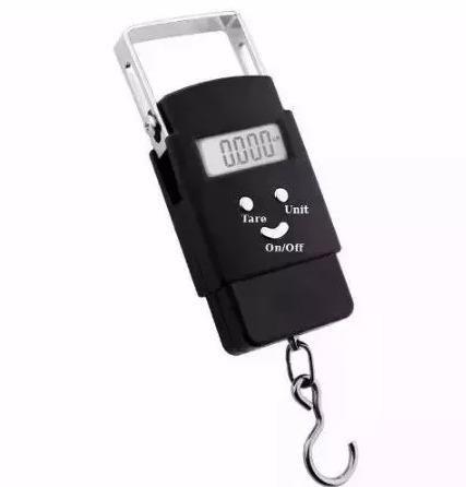 (NOVO) Balança Digital De Gancho Alta Precisão Até 50kg - Foto 3