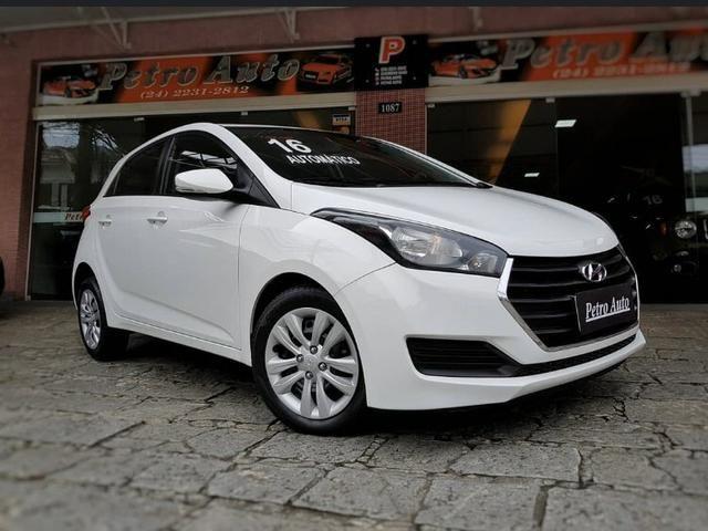 Hyundai Hb20 Comfort Plus 1.6 flex / Automático / Ú. dona / Petrópolis-RJ